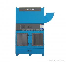 聚英环保 GES-TNKQ 墙式除尘器集尘机