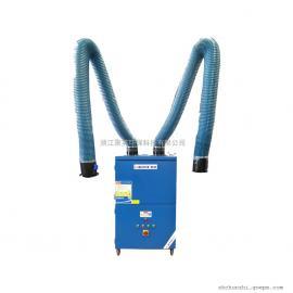 聚英环保 GES-NKY 双臂移动式焊烟净化器