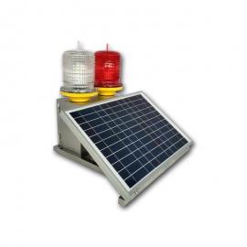 太阳能航空障碍灯太阳能双色航空灯 LED太阳能航空灯