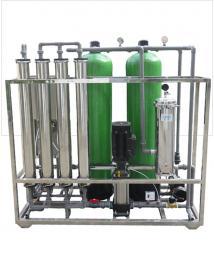 RO反渗透大型商用净水机学校工厂工业直饮水处理设备1吨纯水生产