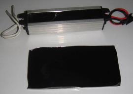 天佑黑色环氧树脂电子灌封胶TYH210 双组份环氧树脂胶
