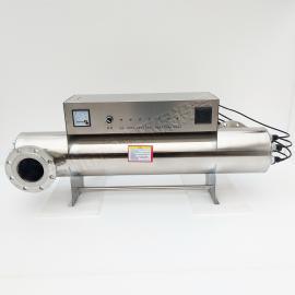 净淼山泉水处理紫wai线xiao毒器污废水处理紫wai线杀菌器JM-UVC系列