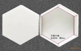 美致 六角空心砖模具,六角砖模具