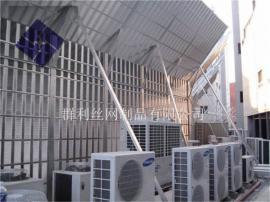 空调外机隔音墙 酒店中央空调隔音铁板围栏