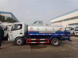 LNG天然气喷水车