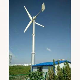 小型家用500w风力发电机0.5kw风光互补风力发电机永磁风力发电机