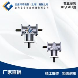 固量ARA2转向箱 ARA2螺旋锥齿轮转向箱 ARA2转向器