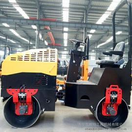 WYL-1.5T座驾液压压路机 双钢轮压路机全液压