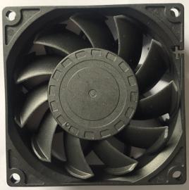 电源太阳能逆变器光伏控制器用散热风扇8025