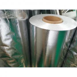 机械防潮真空编织膜铝塑复合编织膜卷材铝箔编织膜
