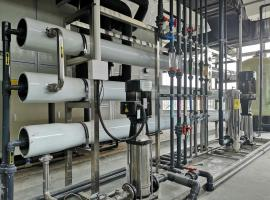 反渗透纯水设备 EDI超纯水设备