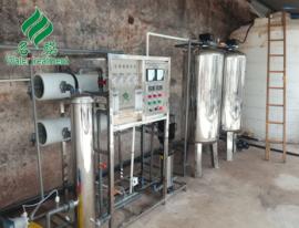 反渗透纯水设备 反渗透净化水设备 超纯水设备