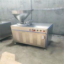 自动灌肠机盛耀机械生产香肠液压灌肠机