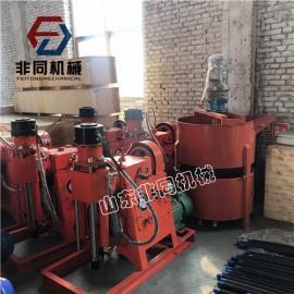 非同机械新技术精做中铁工程WSS履带式注浆钻机WSS-350