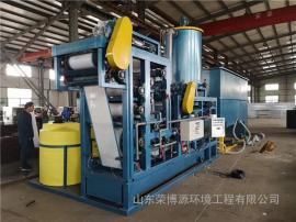立式三网带式压滤机 自动 高效 浓缩 沙场泥浆 洗砂污泥处理设备