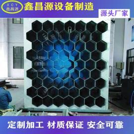 不锈钢湿式静电除尘器不锈钢阳极guan