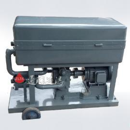 BK-150抗磨液压油铁屑杂质过滤加油机,铸铁板框式滤油设备