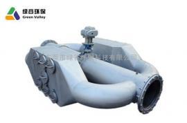 发电机用尾气净化器 陶瓷连续不间断使用DOC+DPF 贵金属催化剂