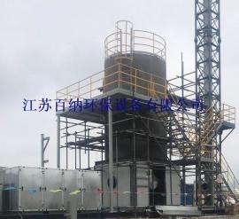 百纳 储罐废气 旋转式RRTO 废气高温氧化处理装置