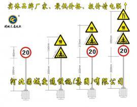 高速龙门架交通标志杆制作