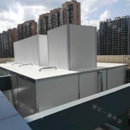 杭 州冷却塔噪声治理 风机水泵隔音降噪 浙 江一清环保
