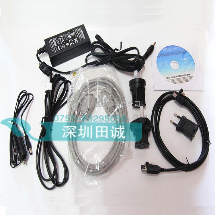 Bird鸟牌5000XT数字功率计驻波比表正反功率显示中文介面