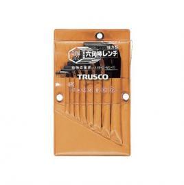 内六角扳手套件 (8把组)六角棒レンチセット HEXAGONAL WRENCH