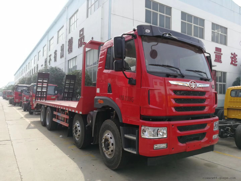 大型挖掘机拖车拉300挖掘机可分期