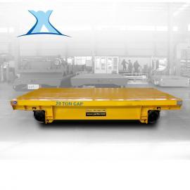 转运电缆蓄电池供电车间运输设备有轨搬运车