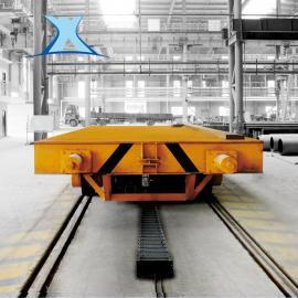 升降蓄电池供电大件运输设备 轨道搬运车 轨道地爬车