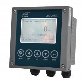 博取仪器(BOQU)水质盐度计在线分析仪DDG-2080X