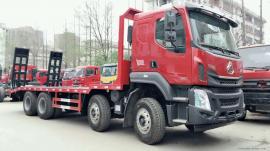 可以拉360型号挖掘机平板运输车 可以分期付款