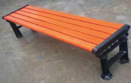 小区公园椅制造-户外景观长凳-防腐木公园椅加工