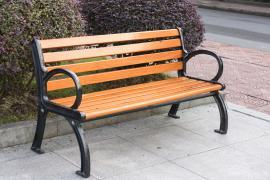 仪征景区公园椅