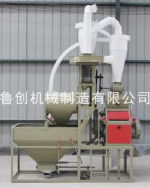 全自动对辊小麦磨面机玉米高粱制粉机