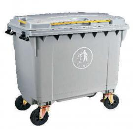 市政环卫垃圾车-240L塑料垃圾桶定制-120L垃圾桶生产