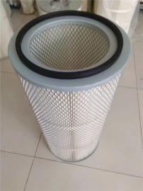 4260除尘滤芯滤筒 阻燃滤筒 防静电滤筒空气滤筒