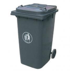 园林塑料垃圾桶塑料挂车桶-塑料脚踩桶