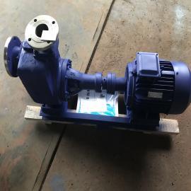 硝酸专用、C4特种钢泵、不锈钢槽钢底座自吸泵、高级定制版自吸