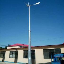 1千瓦风力交流发电机 风力发电机家用200v1000w屋顶安装发电