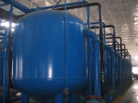 简述多介质过滤器的内部装置及其作用