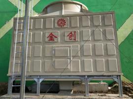 金创玻璃钢冷却塔