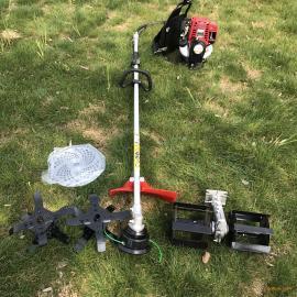 电动锄头,农用背负式电动锄头,四冲程锄头