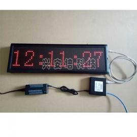 POE网络电子钟 标准POE电子钟