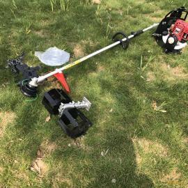 电瓶带除草松土机小型背负式除草松土机