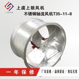 上鼓脱水机房轴流排风机 T35-11-5.6 10739m3/h 0.75kw