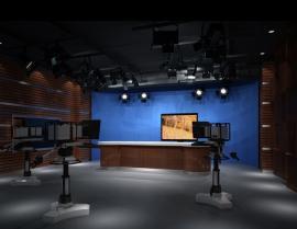 融媒体演播厅声学设计施工装修咨询与顾问