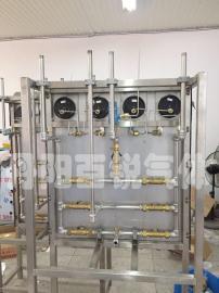 集中供气装置氧氮氩面板汇流排