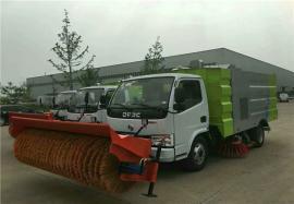 2吨吸尘扫路车 3方道路清扫路车 江淮小型清扫车