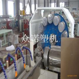 新型MPP单壁波纹管设备 MPP单壁波纹管生产设备